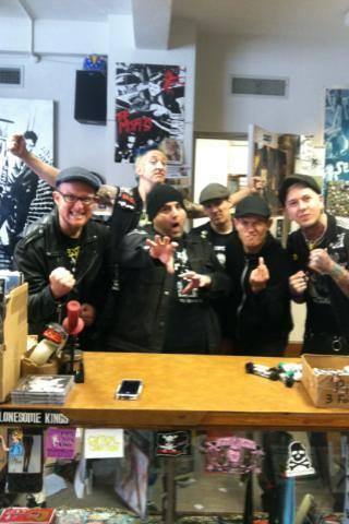 The Potato Pirates & Dave at AYP